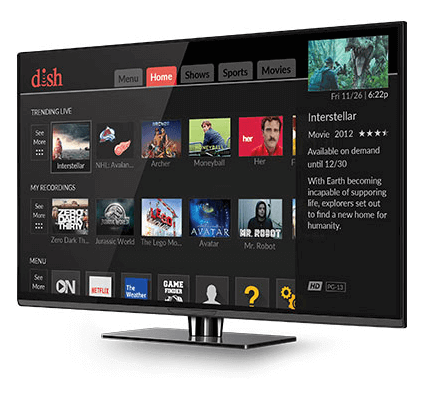 Watch Movies On Demand with The Hopper - Muskegon, MI - MediaPro, LLC - DISH Authorized Retailer