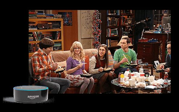 DISH Hands Free TV - Control Your TV with Amazon Alexa - Muskegon, MI - MediaPro, LLC - DISH Authorized Retailer